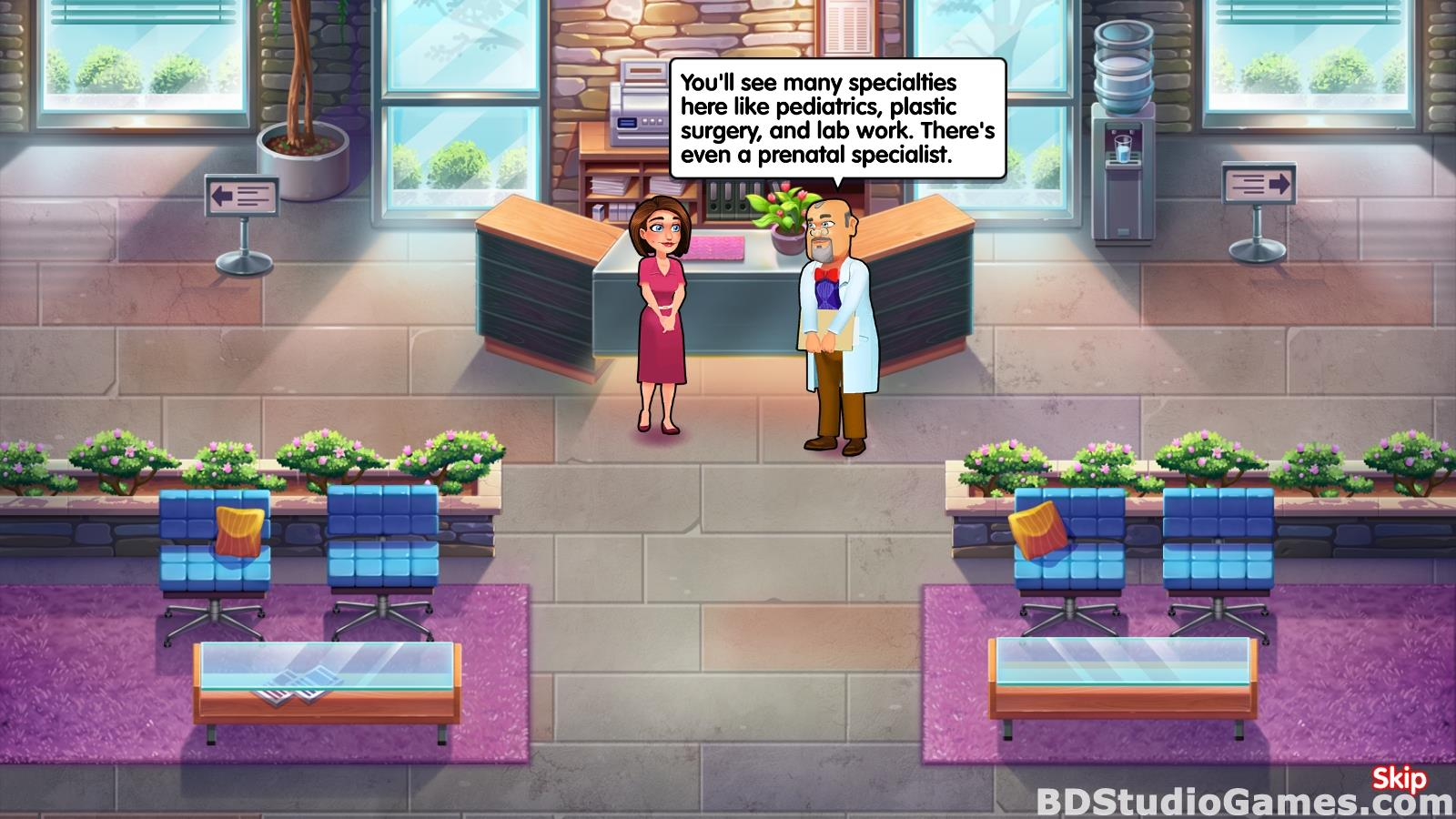 Heart's Medicine: Season One Remastered Edition Free Download Screenshots 06