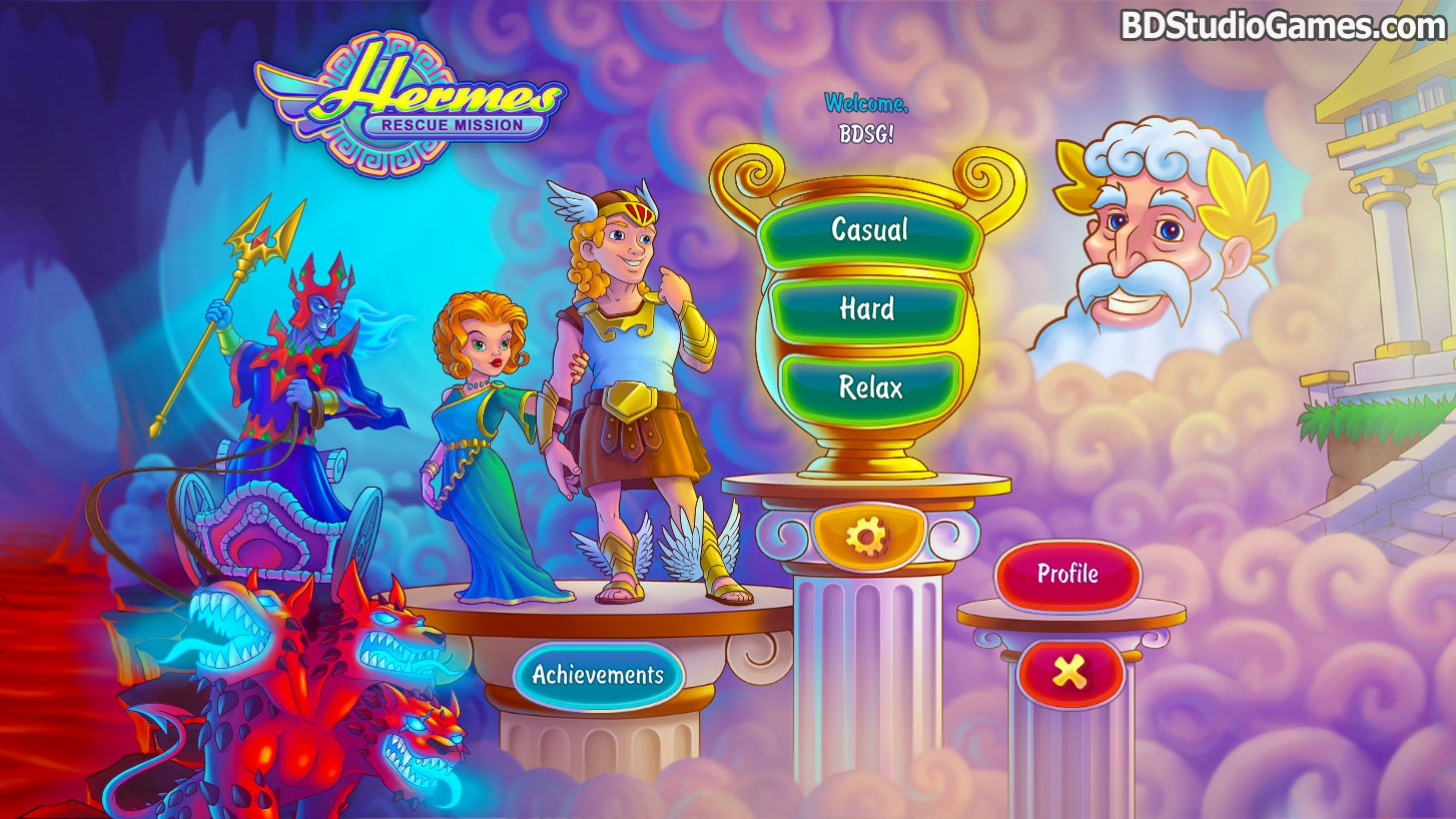 Hermes Rescue Mission Free Download Screenshots 1