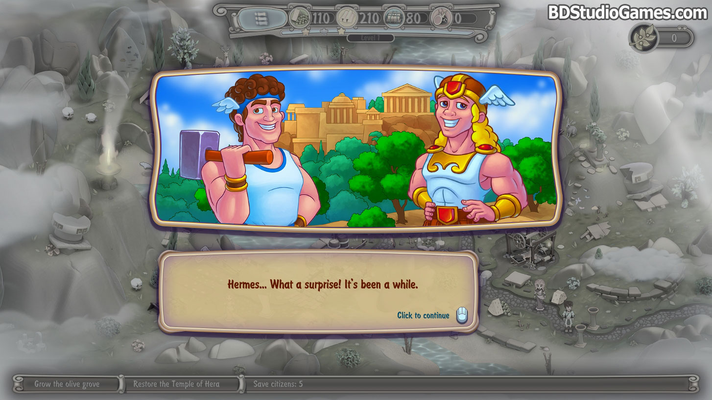 Hermes Rescue Mission Free Download Screenshots 4