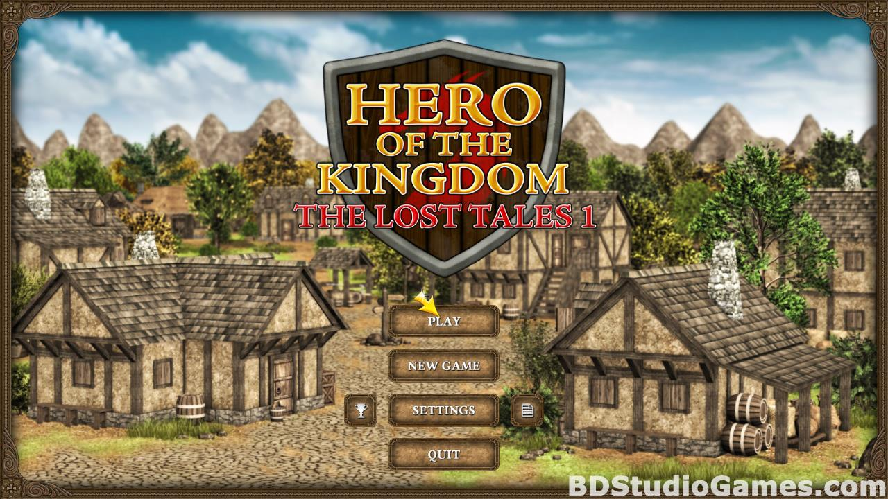 Hero of the Kingdom: The Lost Tales 1 Free Download Screenshots 01