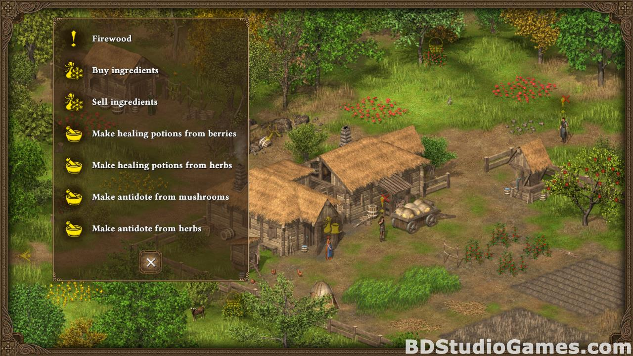Hero of the Kingdom: The Lost Tales 1 Free Download Screenshots 11
