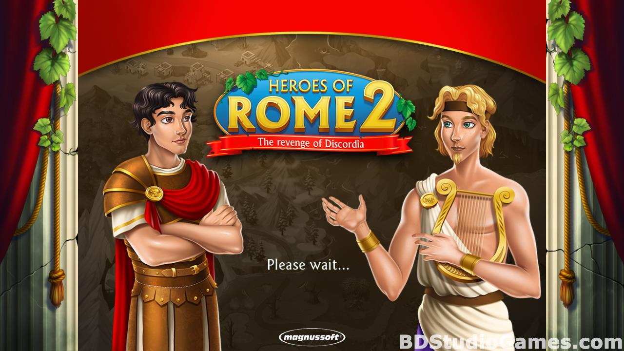 Heroes of Rome 2: The revenge of Discordia Free Download Screenshots 11