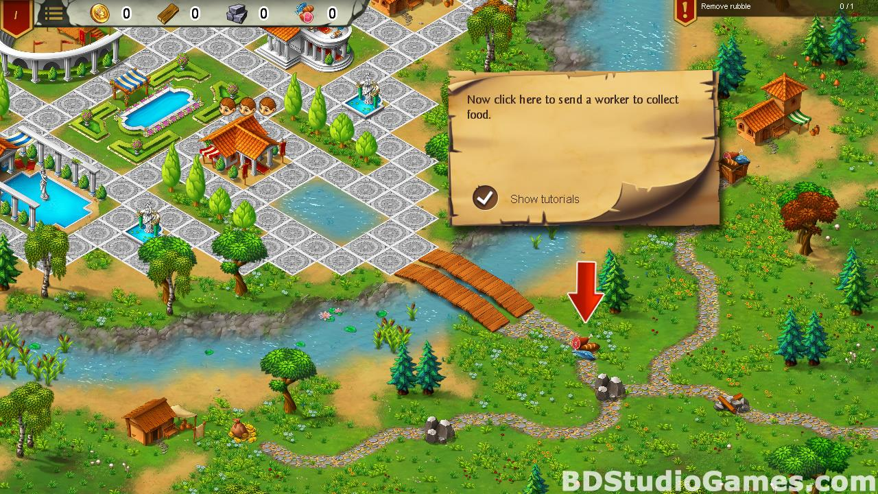 Heroes of Rome: Dangerous Roads Free Download Screenshots 11