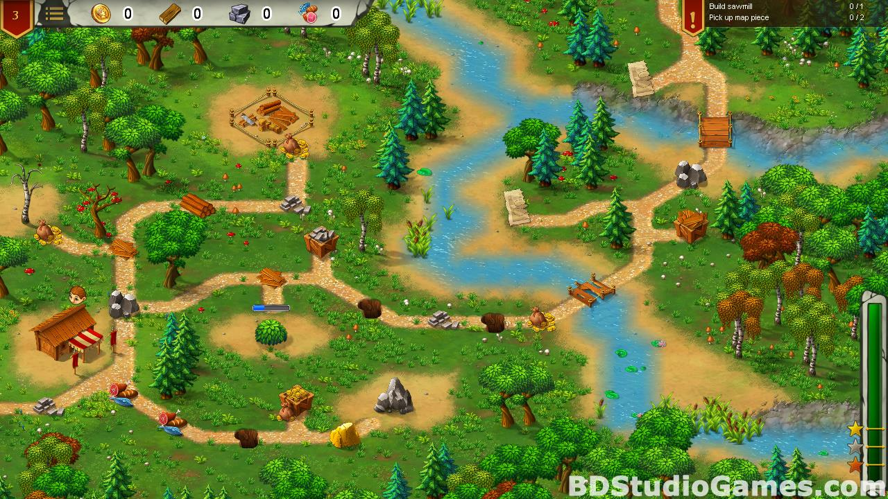 Heroes of Rome: Dangerous Roads Free Download Screenshots 16