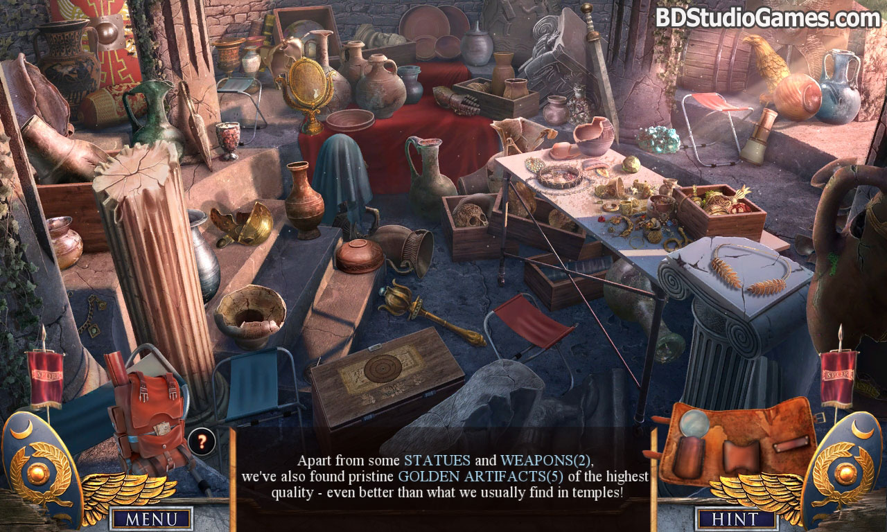 Hidden Expedition: Neptune's Gift Collector's Edition Free Download Screenshots 12