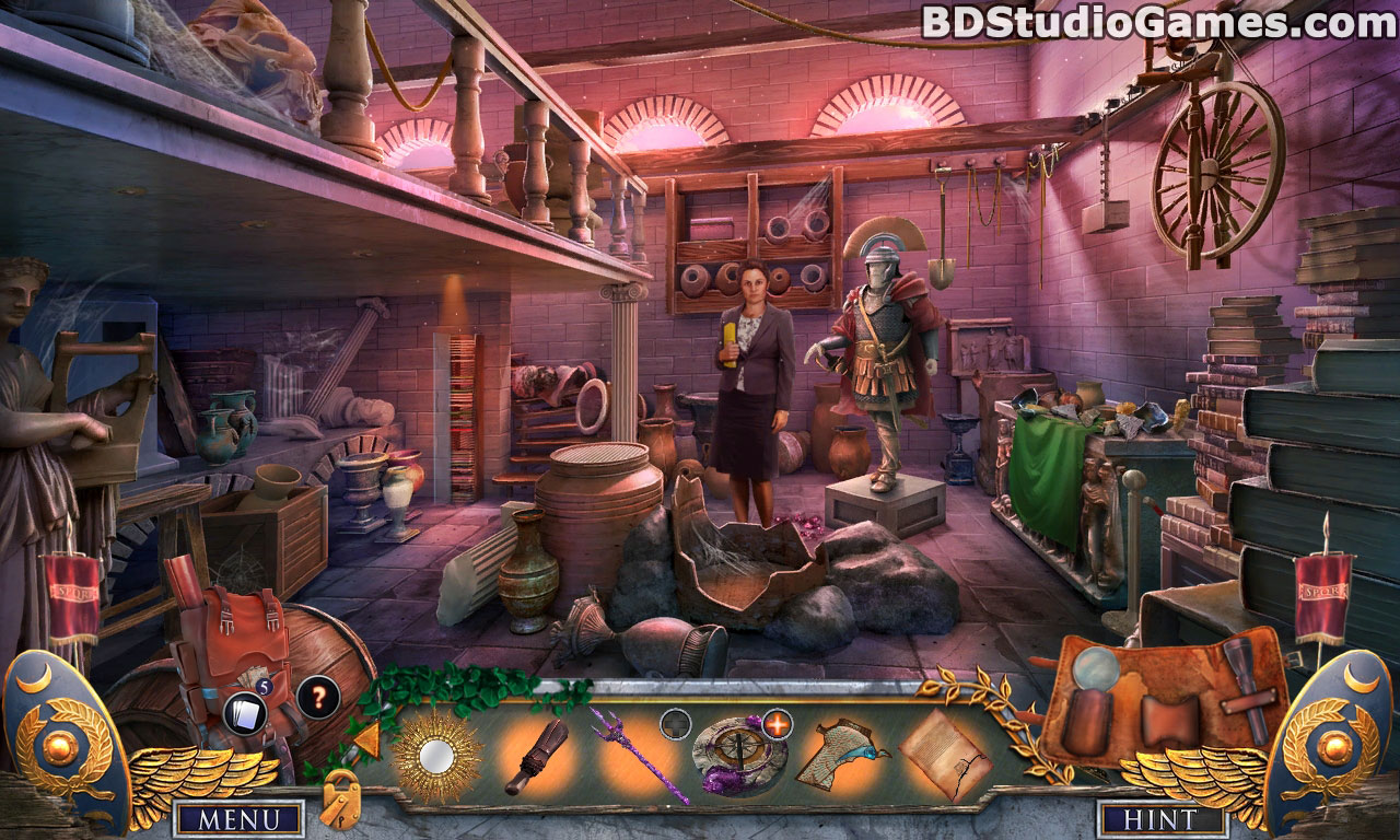 Hidden Expedition: Neptune's Gift Collector's Edition Screenshots 8