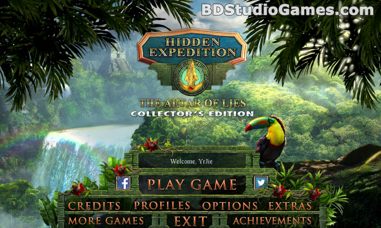 Hidden Expedition: The Altar of Lies Collector's Edition Free Download Screenshots 1