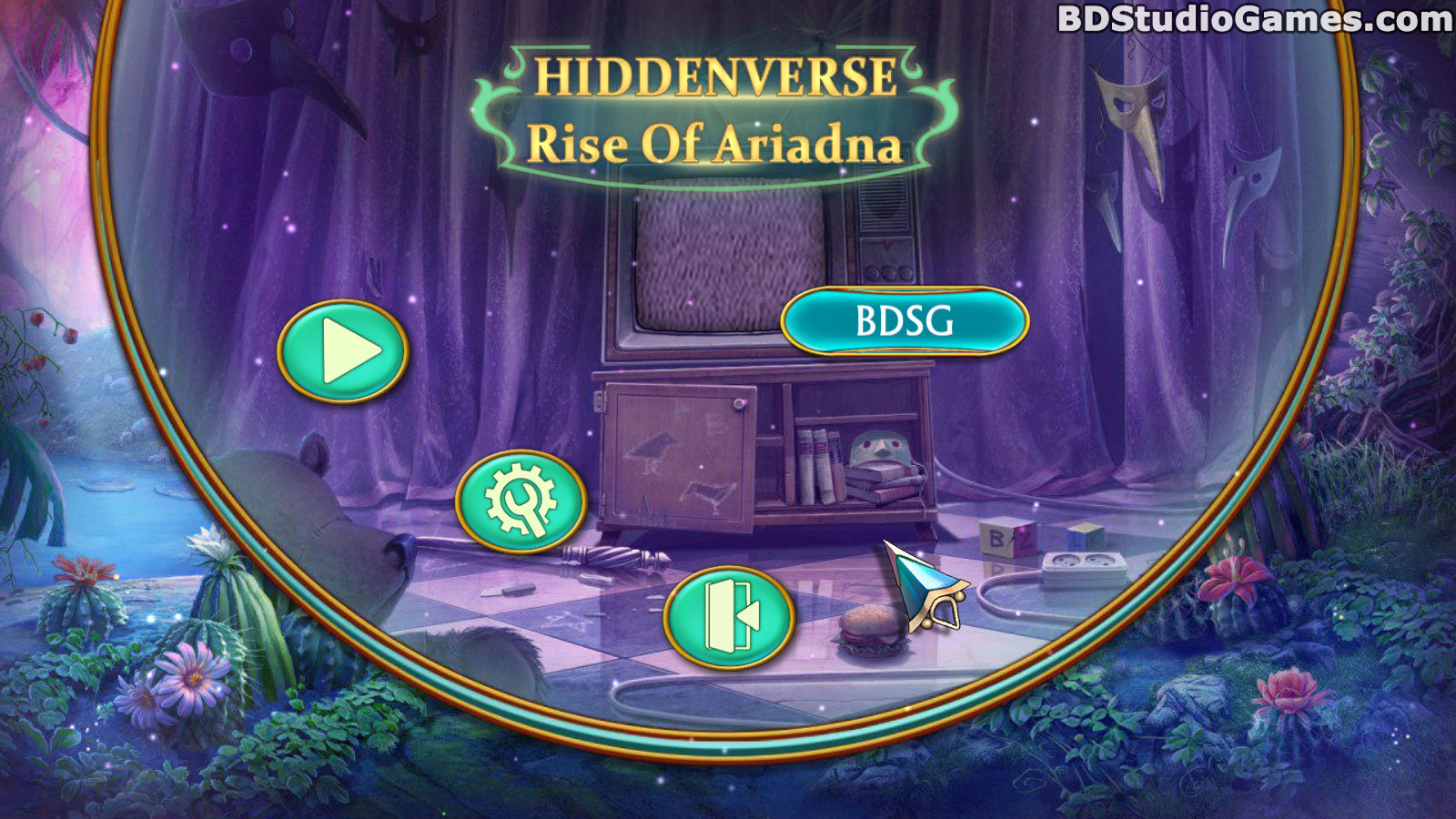 Hiddenverse: Rise of Ariadna Free Download Screenshots 1