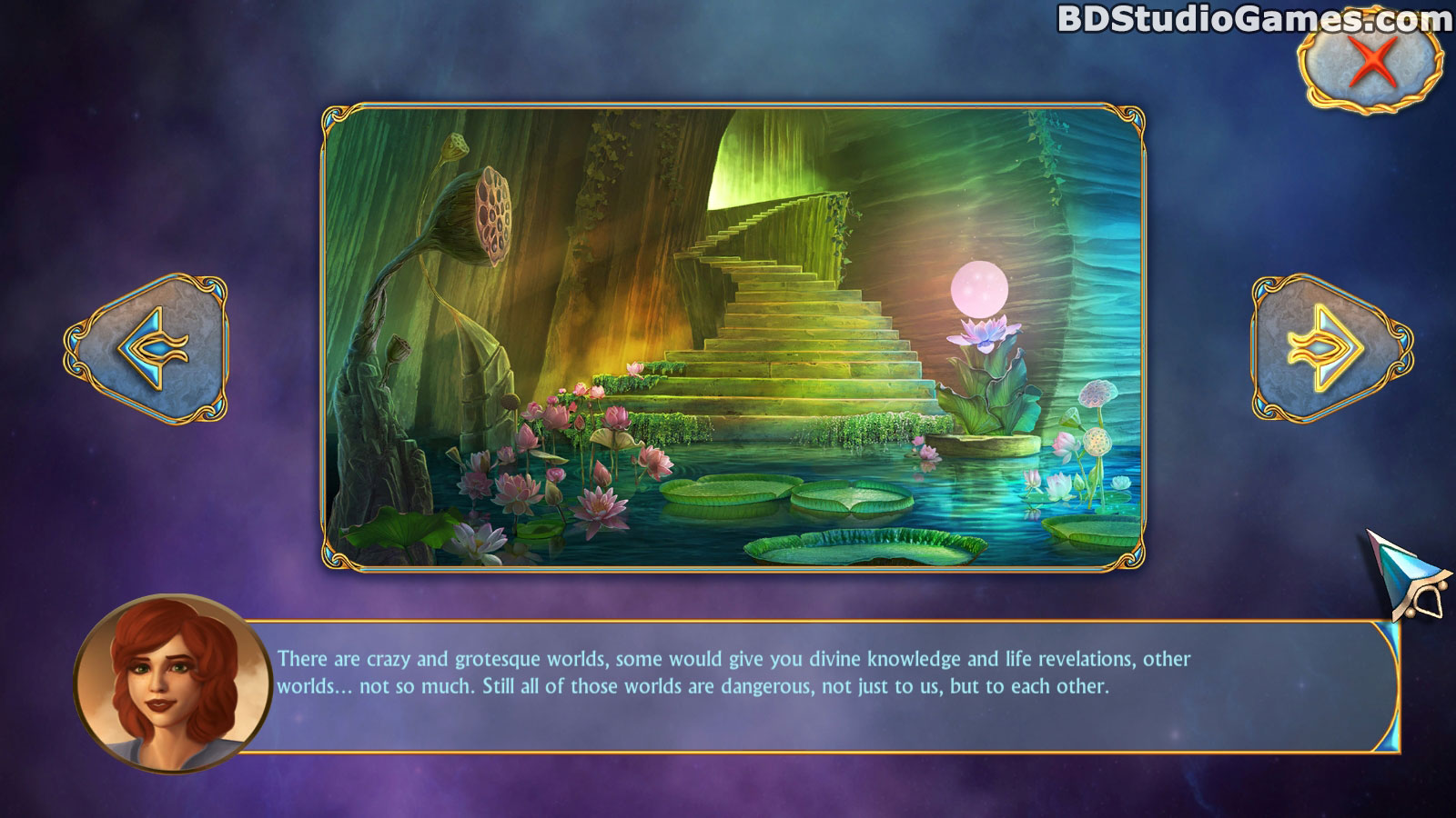 Hiddenverse: Rise of Ariadna Free Download Screenshots 4