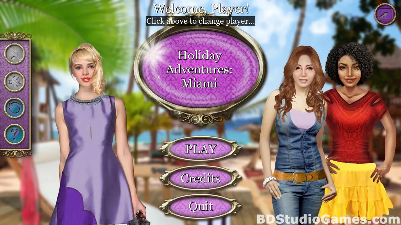 Holiday Adventures: Miami Free Download Screenshots 01