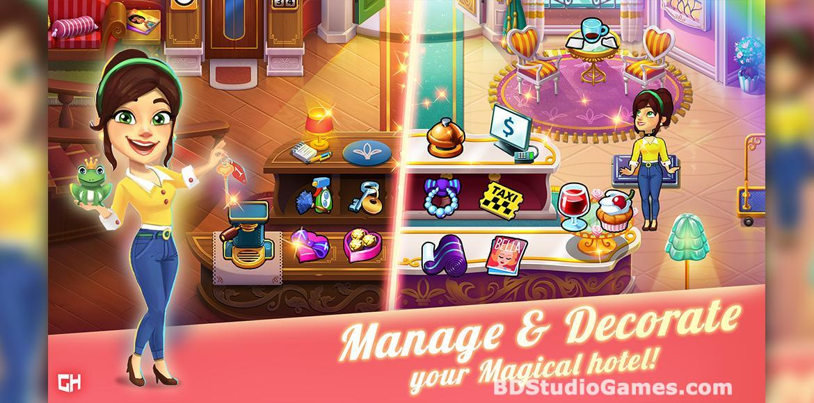 Hotel Ever After: Ella's Wish Collector's Edition Free Download Screenshots 14