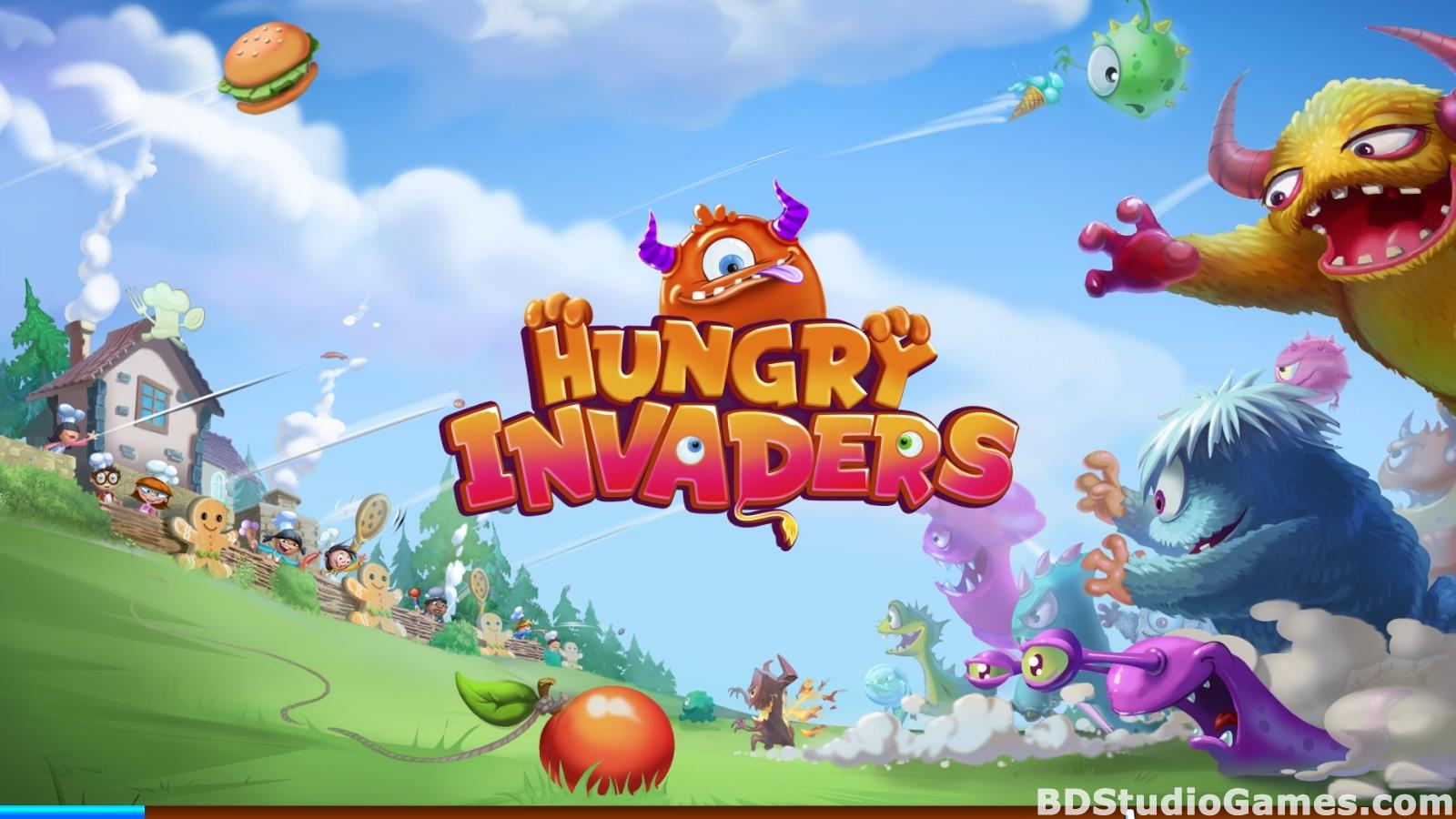 Hungry Invaders Free Download Screenshots 01