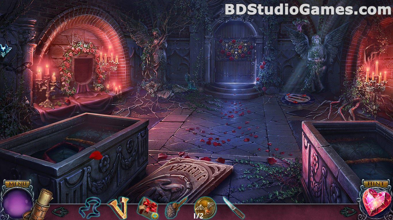 Immortal Love: Kiss Of Night Collector's Edition Free Download Screenshots 2