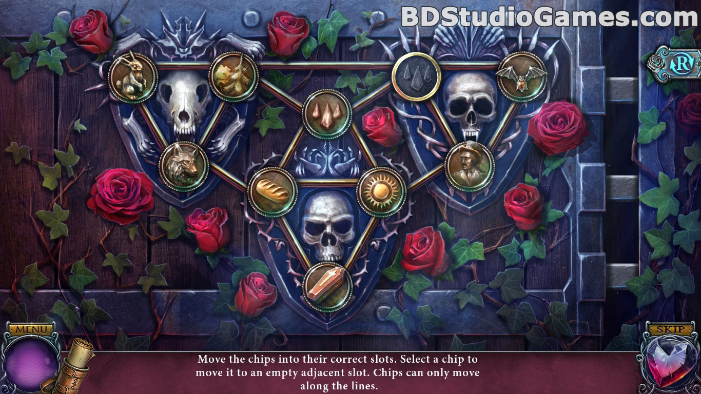 Immortal Love: Kiss Of Night Collector's Edition Free Download Screenshots 3