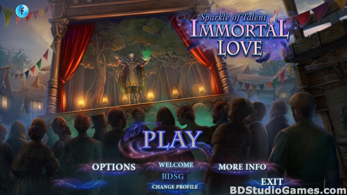 Immortal Love: Sparkle of Talent Collector's Edition Free Download Screenshots 02