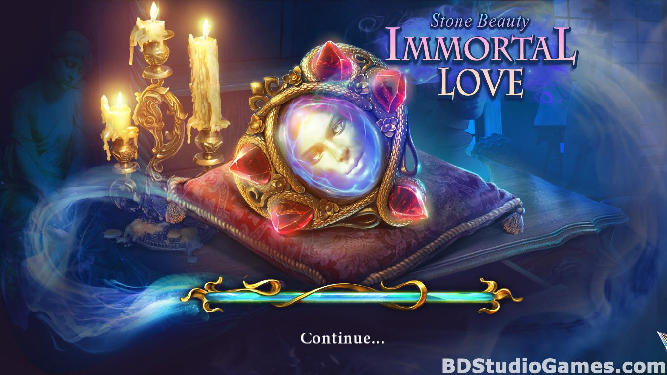 Immortal Love: Stone Beauty Collector's Edition Free Download Screenshots 01