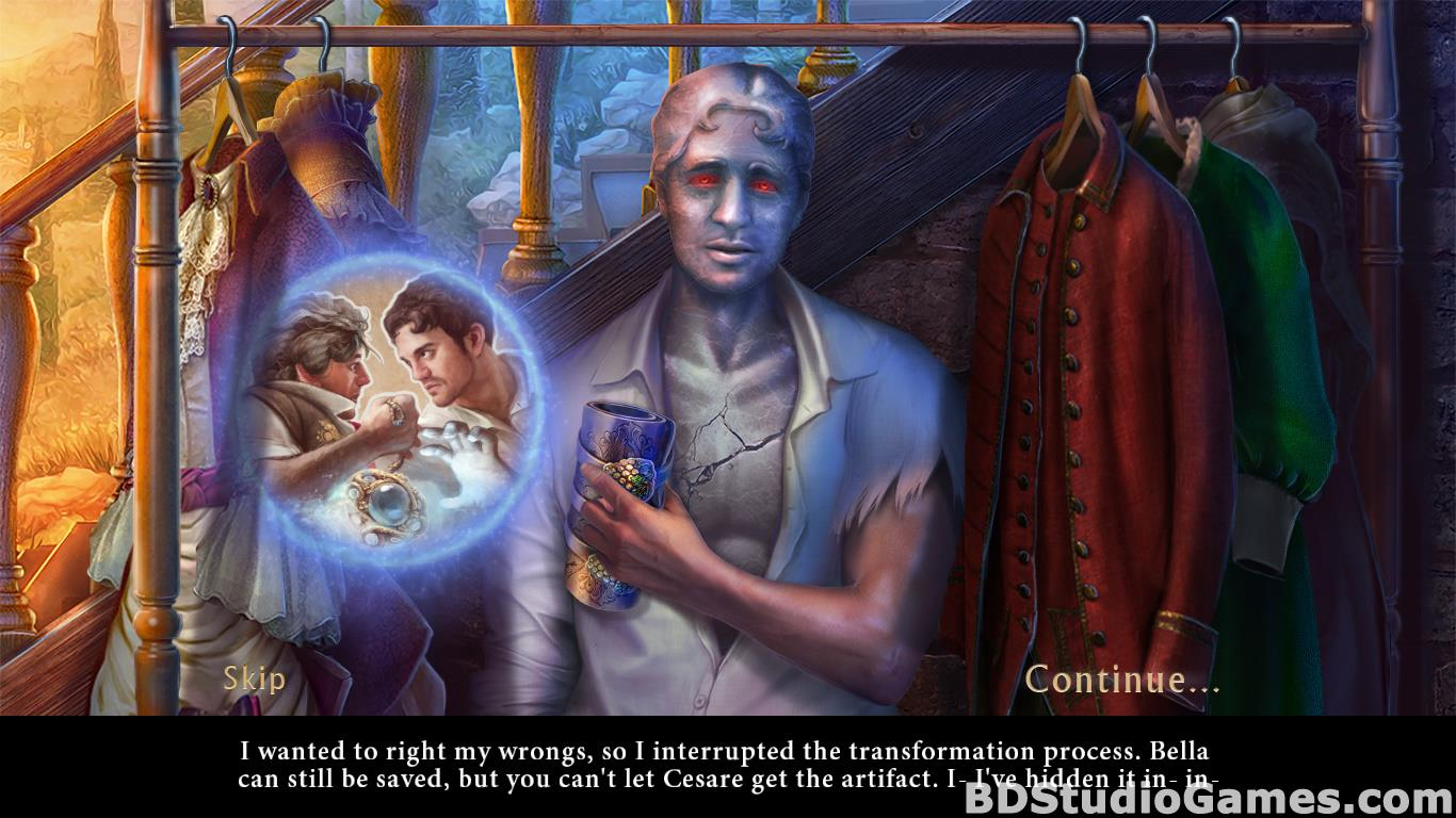 Immortal Love: Stone Beauty Collector's Edition Free Download Screenshots 17