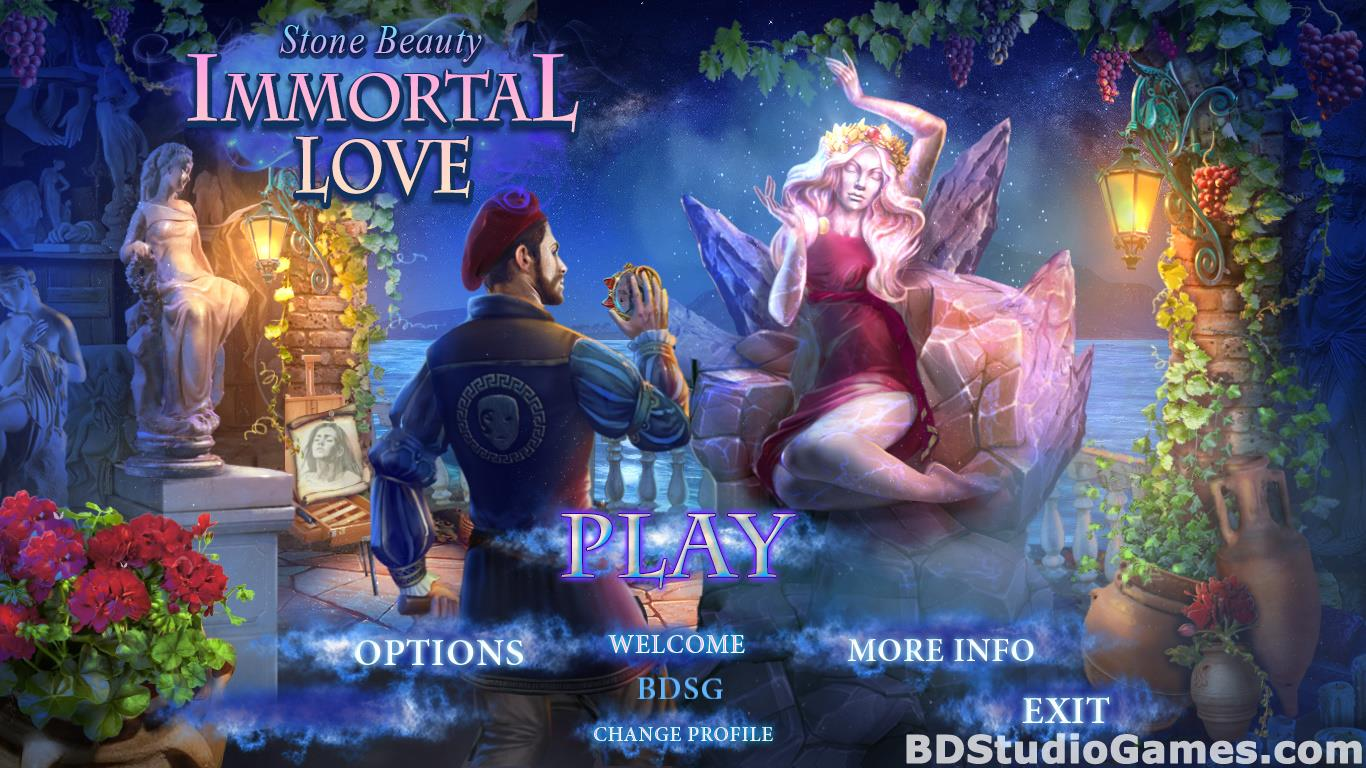 Immortal Love: Stone Beauty Collector's Edition Free Download Screenshots 03