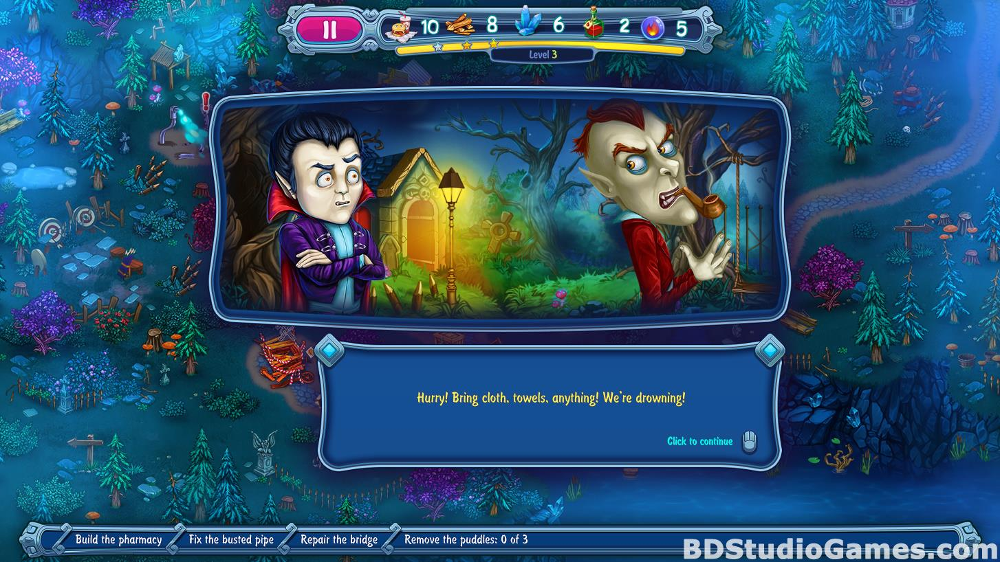 Incredible Dracula: Ocean's Call Free Download Screenshots 15