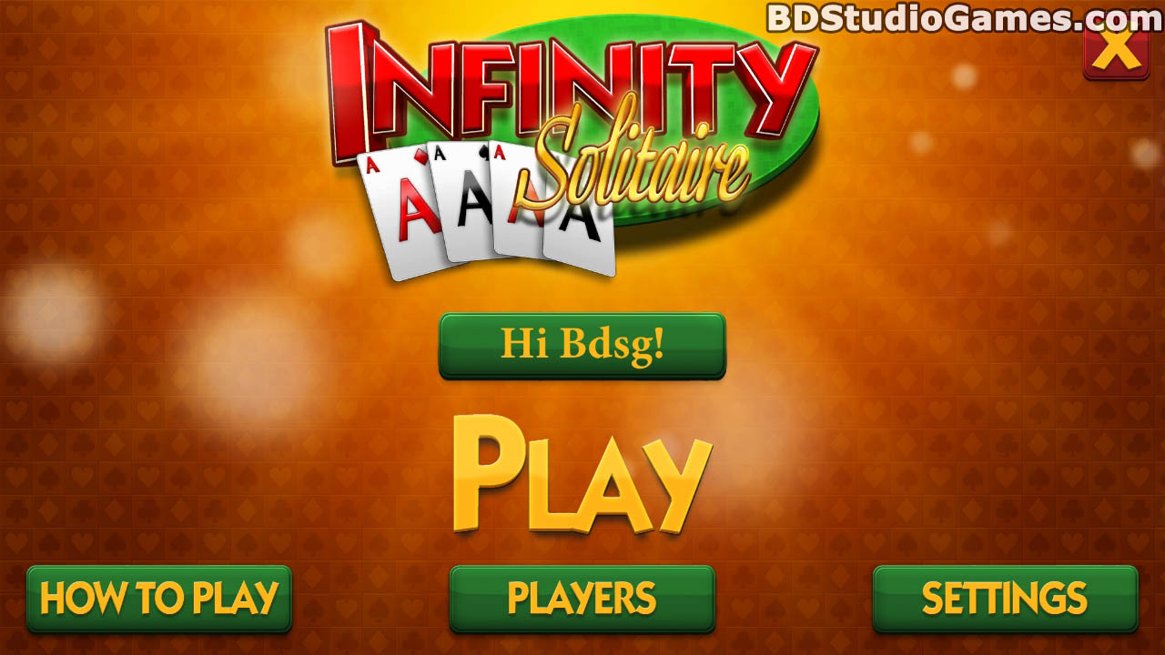 Infinity Solitaire Free Download Screenshots 01