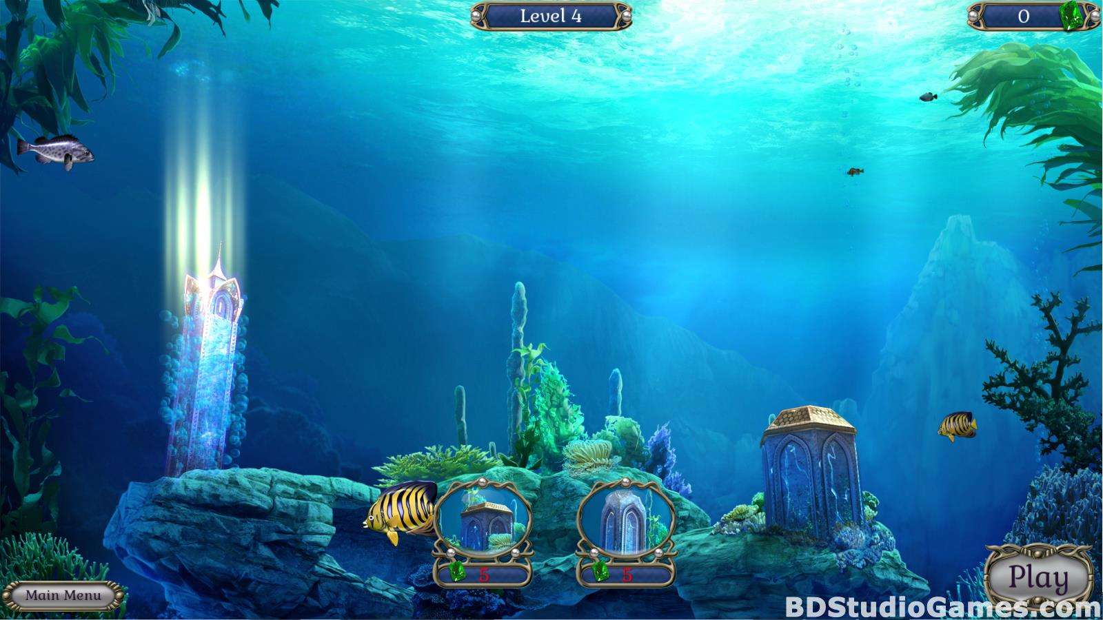 Jewel Match Atlantis Solitaire Free Download Screenshots 14