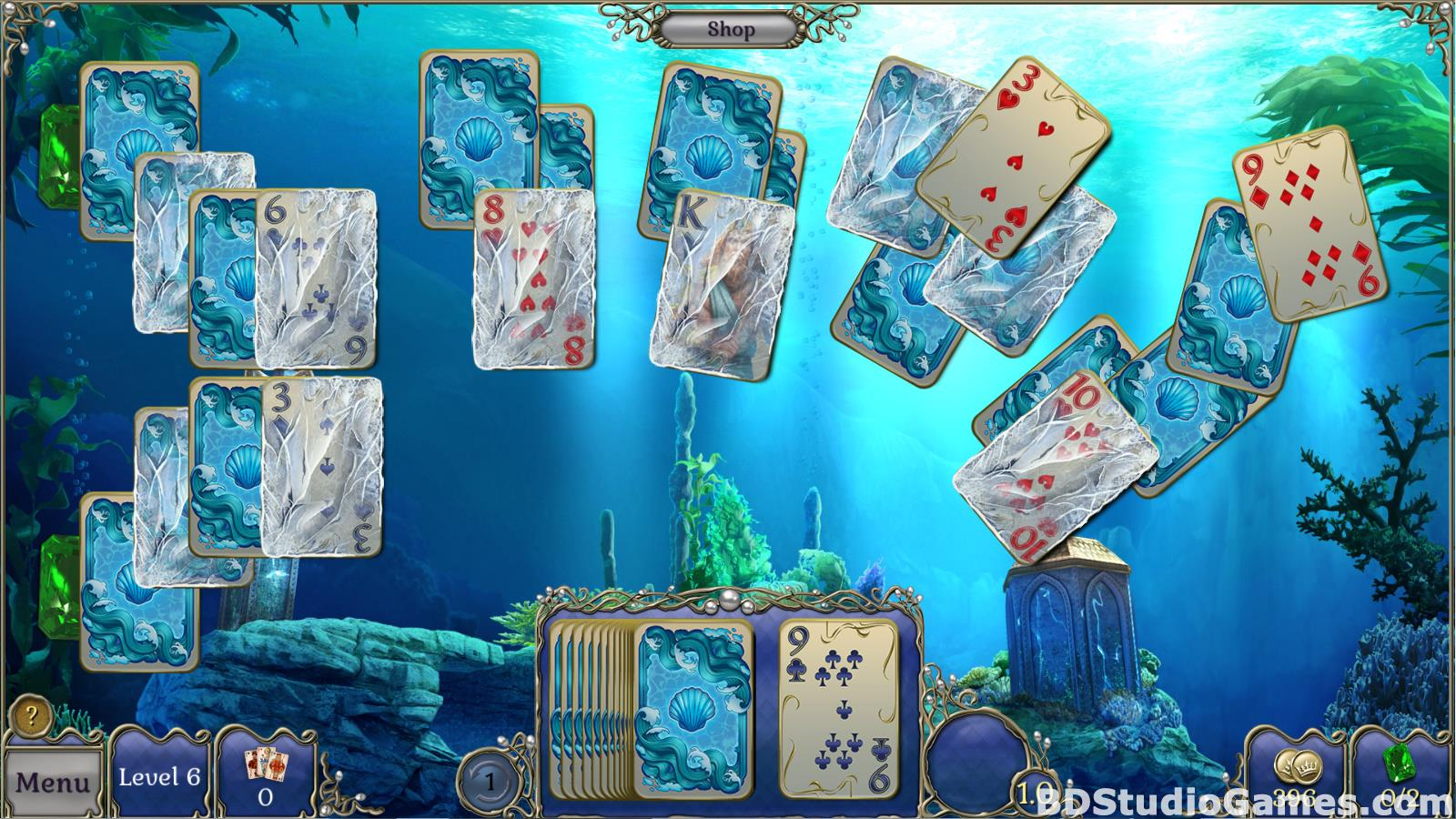 Jewel Match Atlantis Solitaire Free Download Screenshots 18