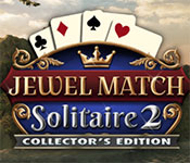 Jewel Match: Solitaire 2 Gameplay