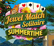 Jewel Match Solitaire: Summertime Free Download
