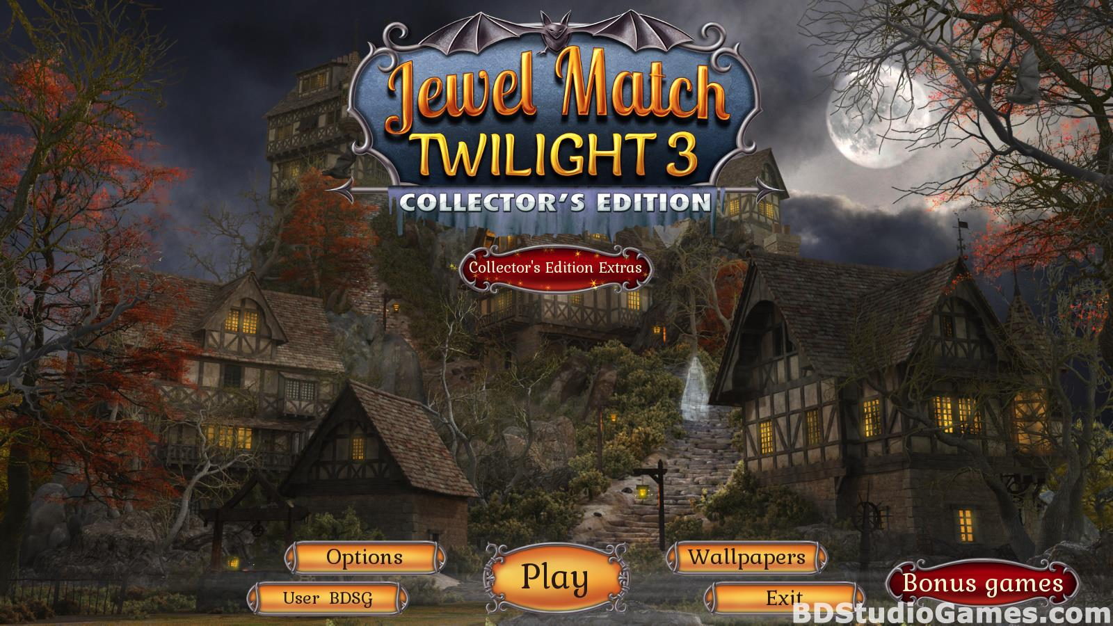 Jewel Match Twilight 3 Collector's Edition Free Download Screenshots 01