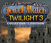 Jewel Match Twilight 3 Collector's Edition Gameplay