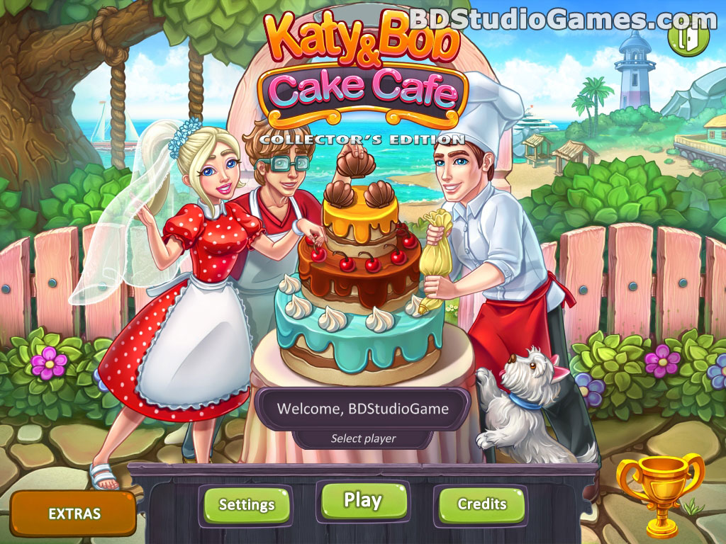 Katy and Bob: Cake Cafe Collector's Edition Free Download Screenshots 1