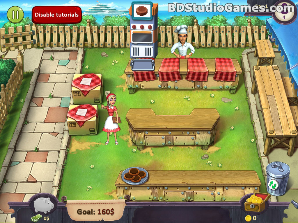 Katy and Bob: Cake Cafe Collector's Edition Free Download Screenshots 3