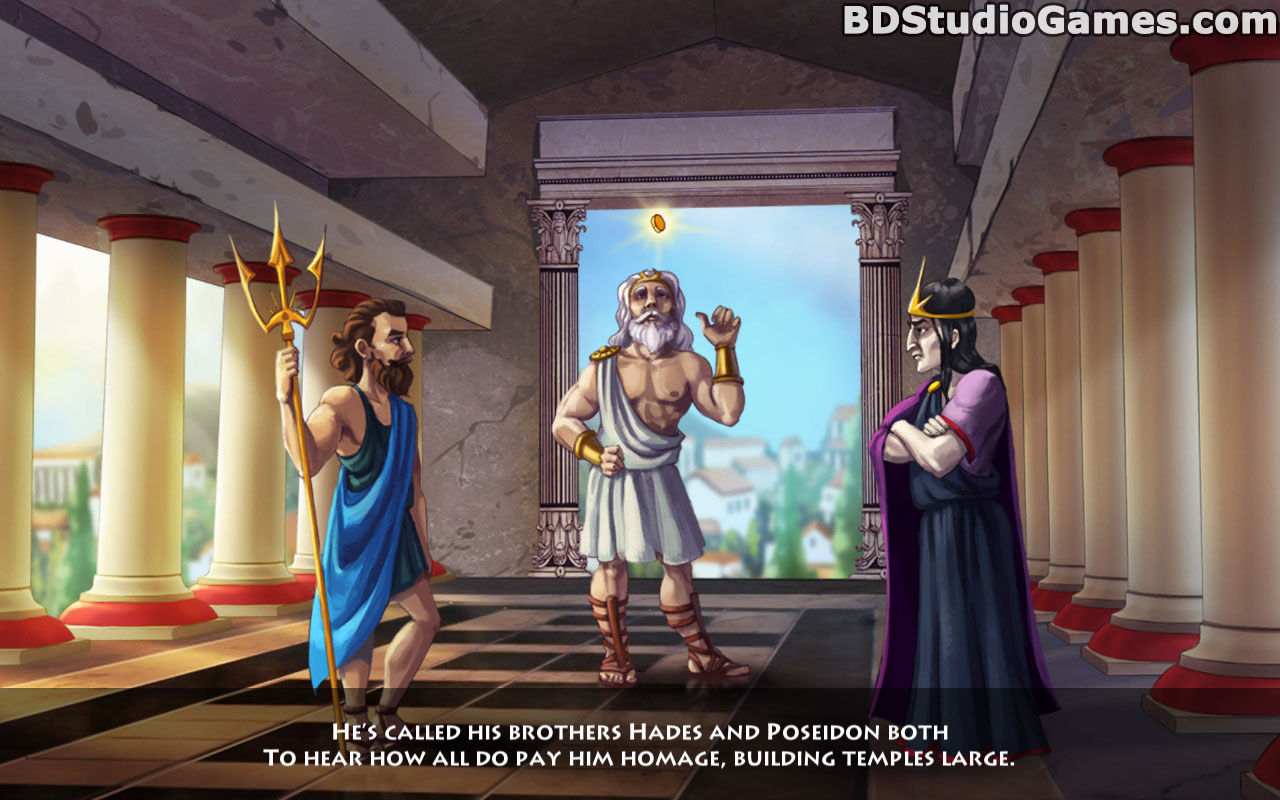 Kids of Hellas: Back to Olympus Collector's Edition Free Download Screenshots 2