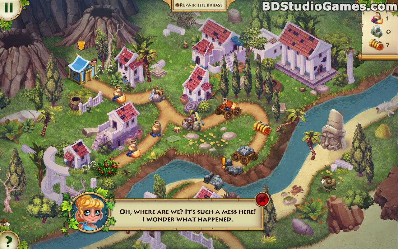 Kids of Hellas: Back to Olympus Collector's Edition Free Download Screenshots 3