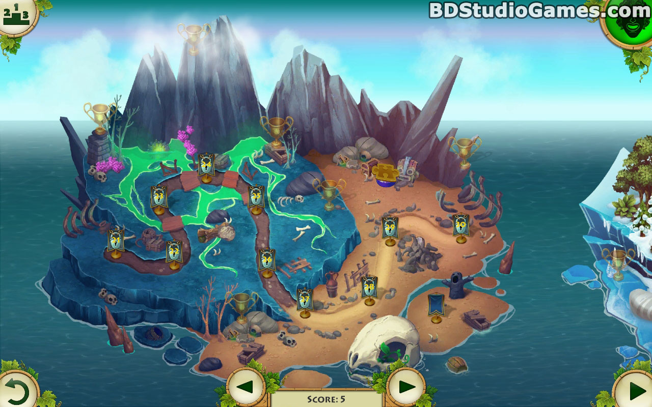 Kids of Hellas: Back to Olympus Collector's Edition Free Download Screenshots 6