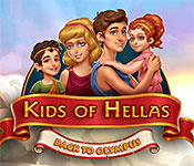 Kids of Hellas: Back to Olympus Walkthrough