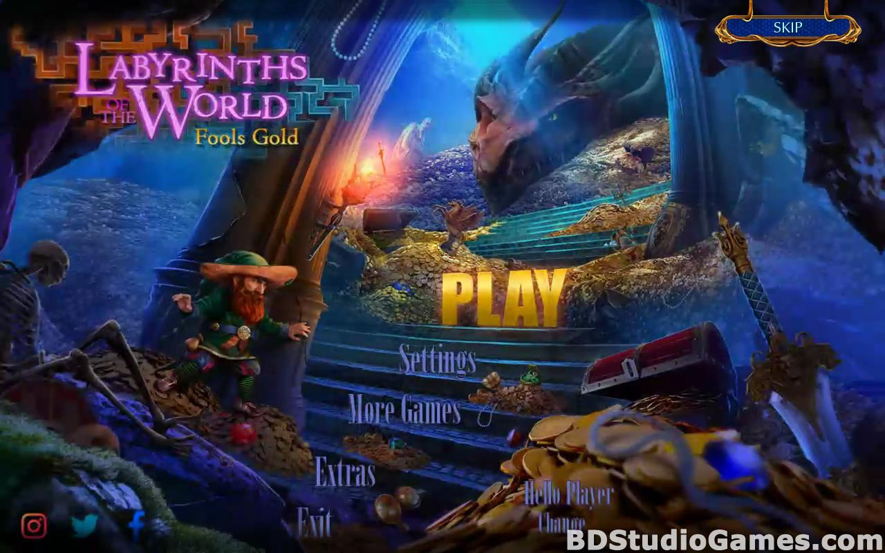 Labyrinths of the World: Fools Gold Collector's Edition Free Download Screenshots 01