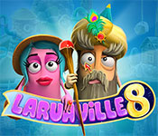 Laruaville 8 Walkthrough, Guides and Tips
