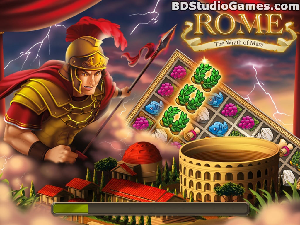 Legend of Rome: The Wrath of Mars Free Download Screenshots 1