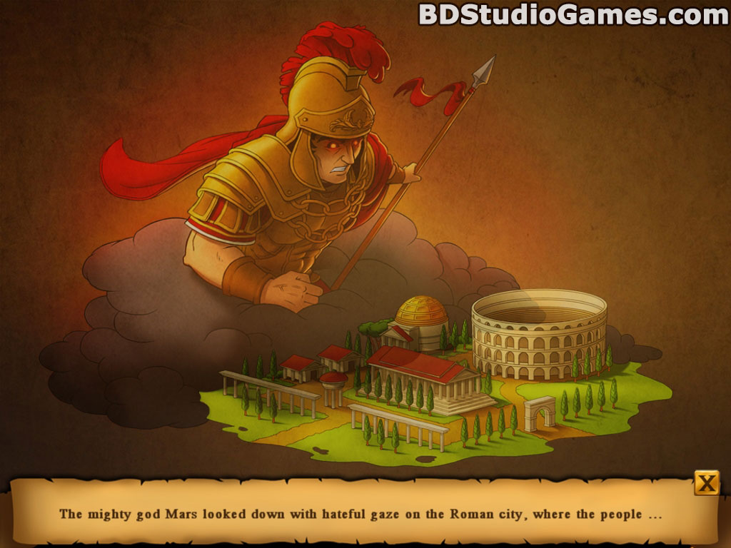 Legend of Rome: The Wrath of Mars Free Download Screenshots 3