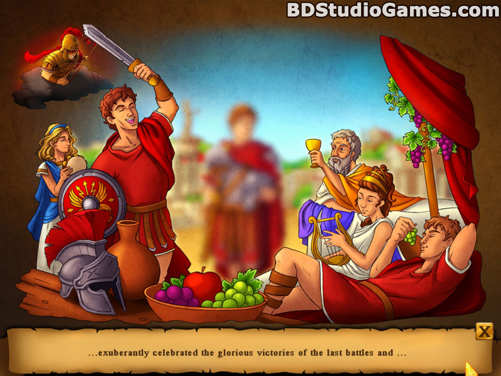 Legend of Rome: The Wrath of Mars Free Download Screenshots 4