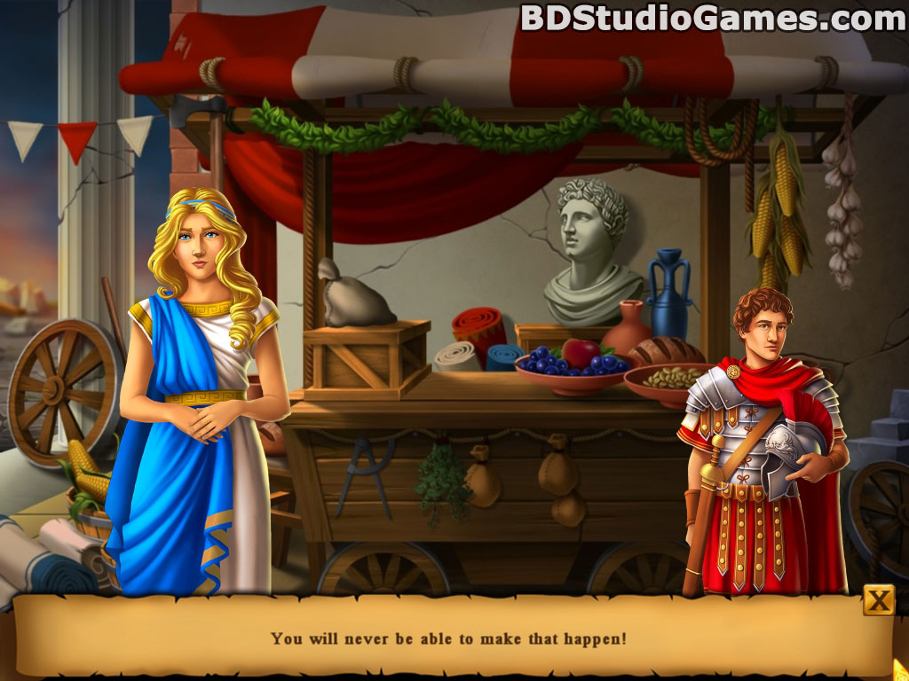 Legend of Rome: The Wrath of Mars Free Download Screenshots 5