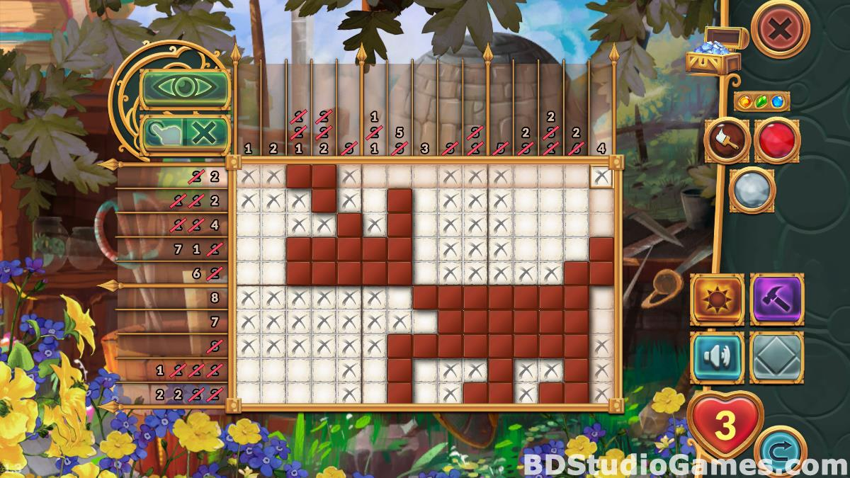 Legendary Mosaics 2: The Stolen Freedom Free Download Screenshots 13