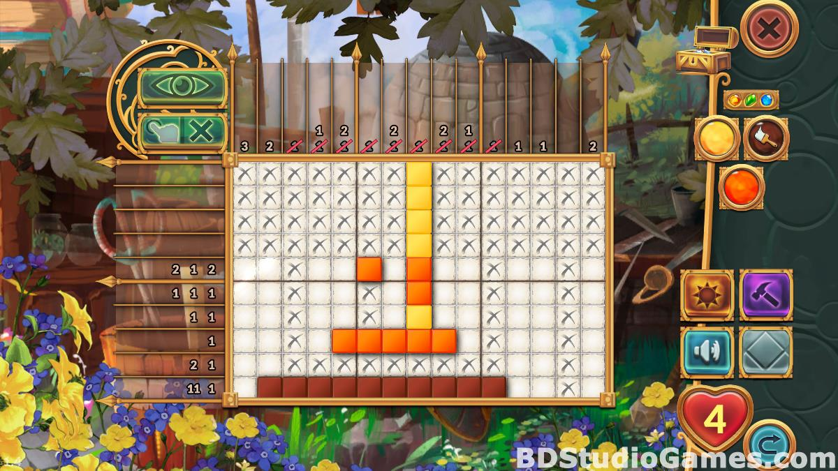 Legendary Mosaics 2: The Stolen Freedom Free Download Screenshots 16