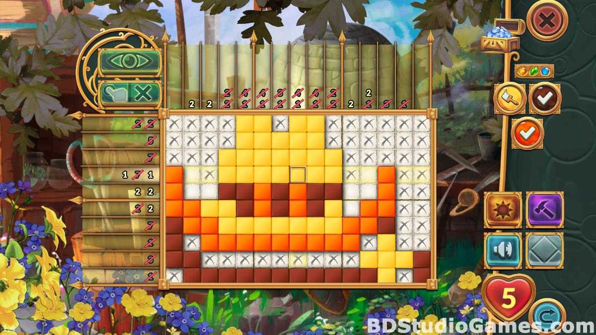 Legendary Mosaics 2: The Stolen Freedom Free Download Screenshots 17