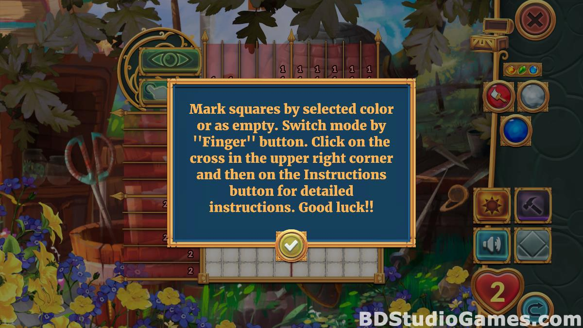 Legendary Mosaics 2: The Stolen Freedom Free Download Screenshots 06