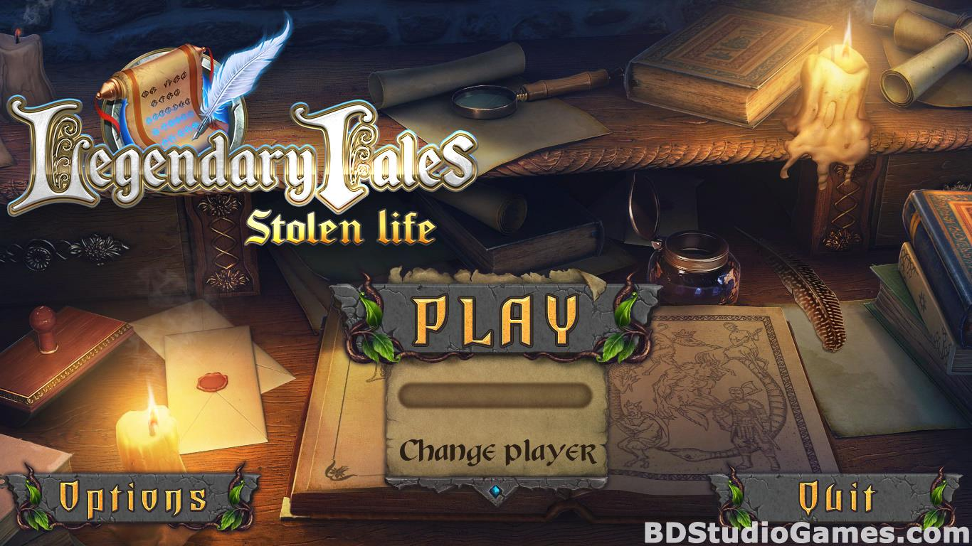 Legendary Tales: Stolen Life Collector's Edition Free Download Screenshots 01