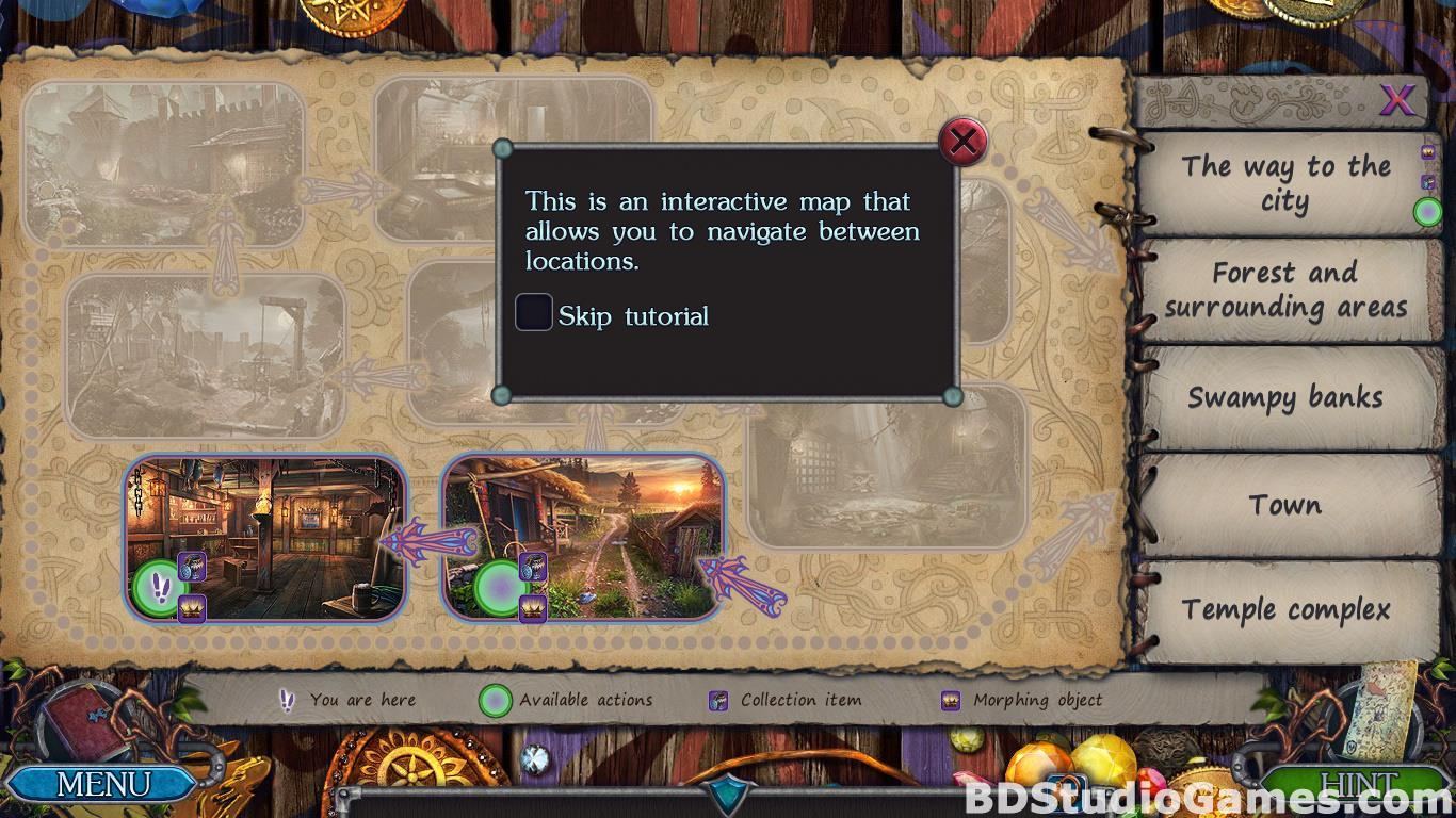 Legendary Tales: Stolen Life Collector's Edition Free Download Screenshots 15