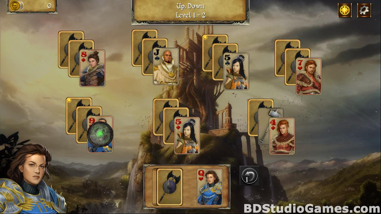 Legends of Solitaire: Diamond Relic Free Download Screenshots 12
