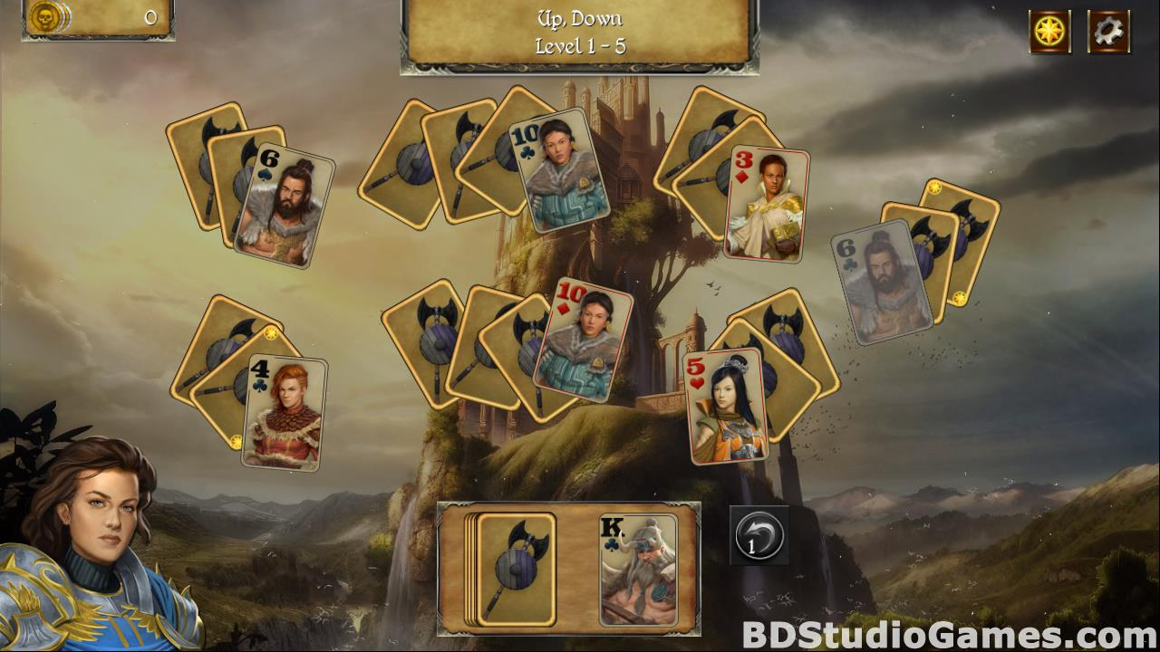Legends of Solitaire: Diamond Relic Free Download Screenshots 16